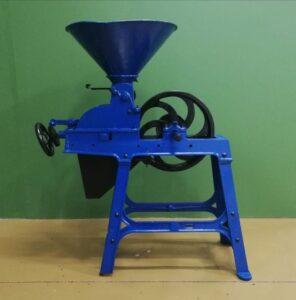 Milling Machine Before
